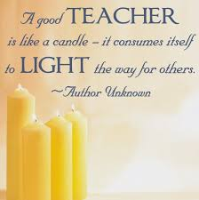 Good Teacher quote