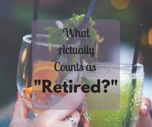 What Counts as Retired-