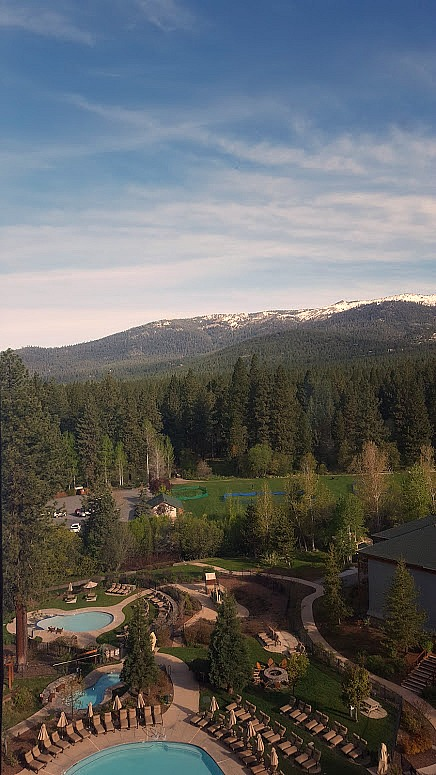 Tahoe from Window