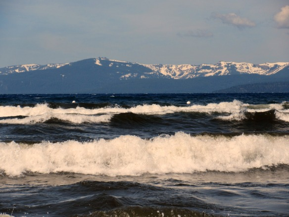 Tahoe Waves