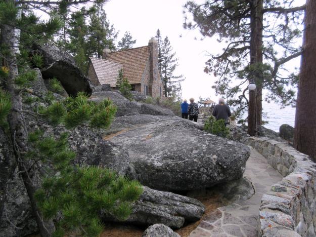 Thunderbird giant boulders