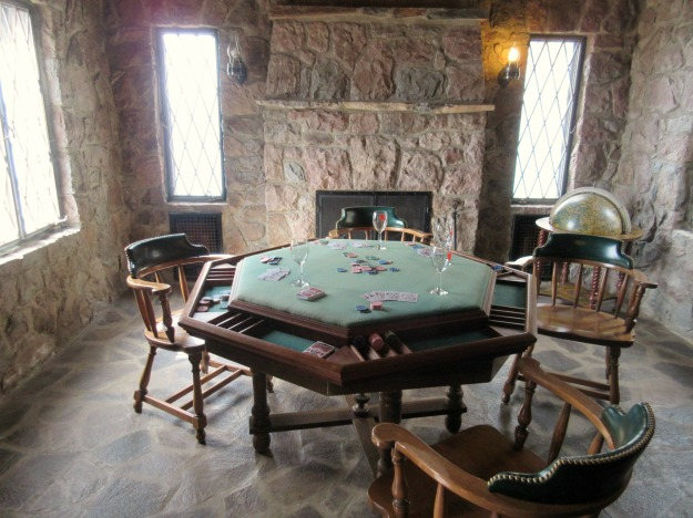 Thunderbird Poker Table