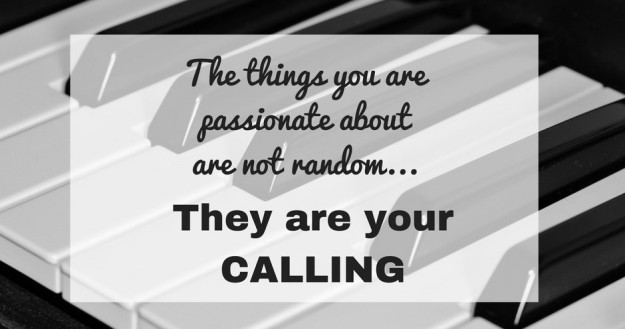 13-The things you are passionate about